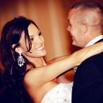 James & Angela Bruner Wedding Photo