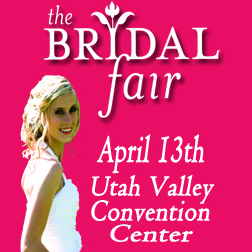 bridal fair april 2013