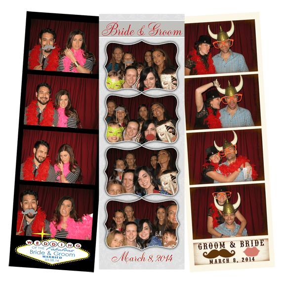tower show photo booth