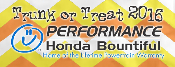 performance honda photo booth logo