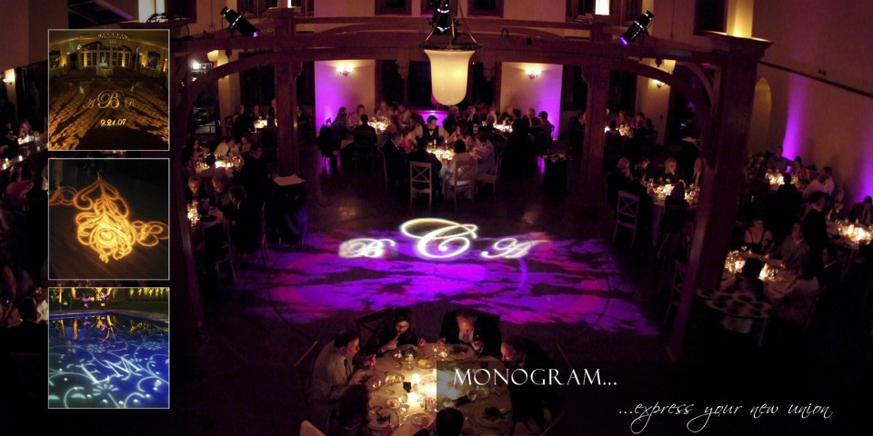 Monogram & Gobo Lighting