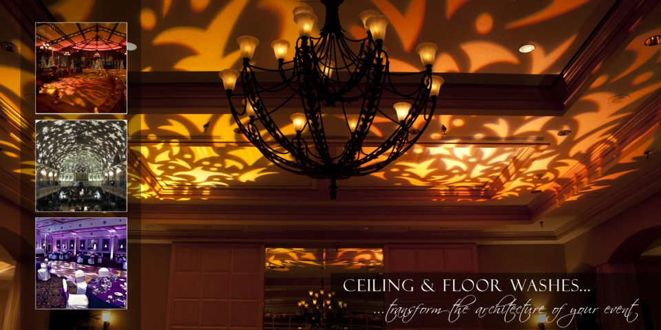 Special Event Lighting - Weddings
