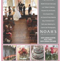 Upcoming Tasting & Vendor Showcase at Noah's