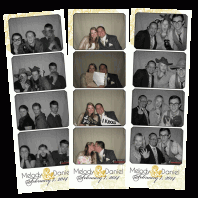 Melody & Dan's Photo Booth!