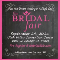 Bridal Fair – September 2016