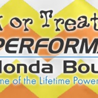 Performance Honda – Trunk or Treat 2016